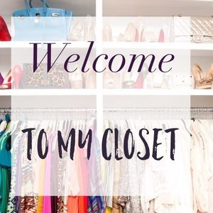 Other - 🌻Welcome to my closet!🌻